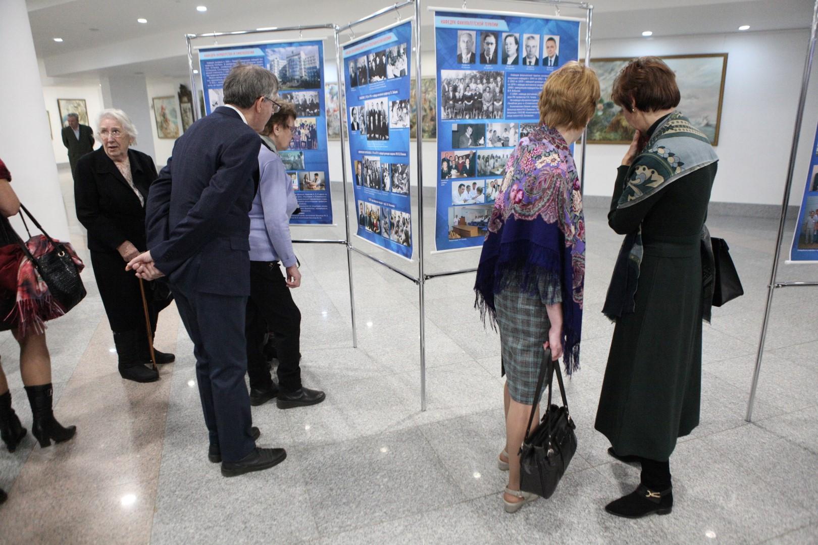Ярославский медуниверситет отмечает 75-летие