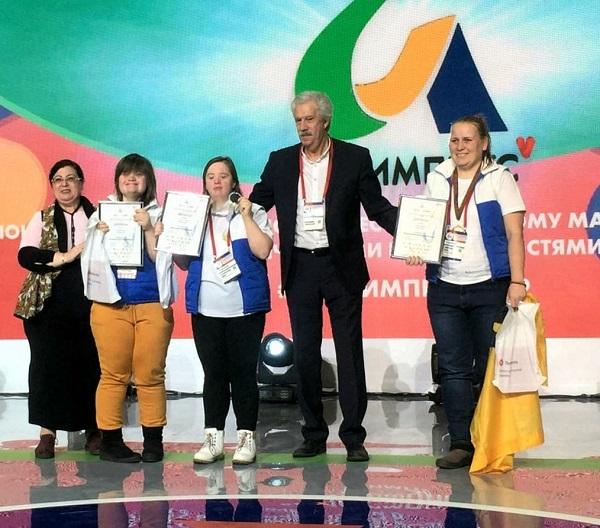 Ярославская команда завоевала награды на V национальном чемпионате «Абилимпикс»