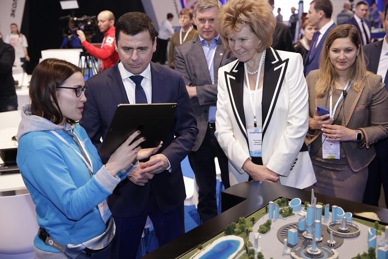 Дмитрий Миронов открыл в Ярославле форум «ПроеКТОриЯ»