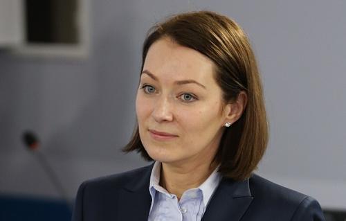 Начальником управления массовых коммуникаций – пресс-секретарем губернатора назначена Ирина Горюнова