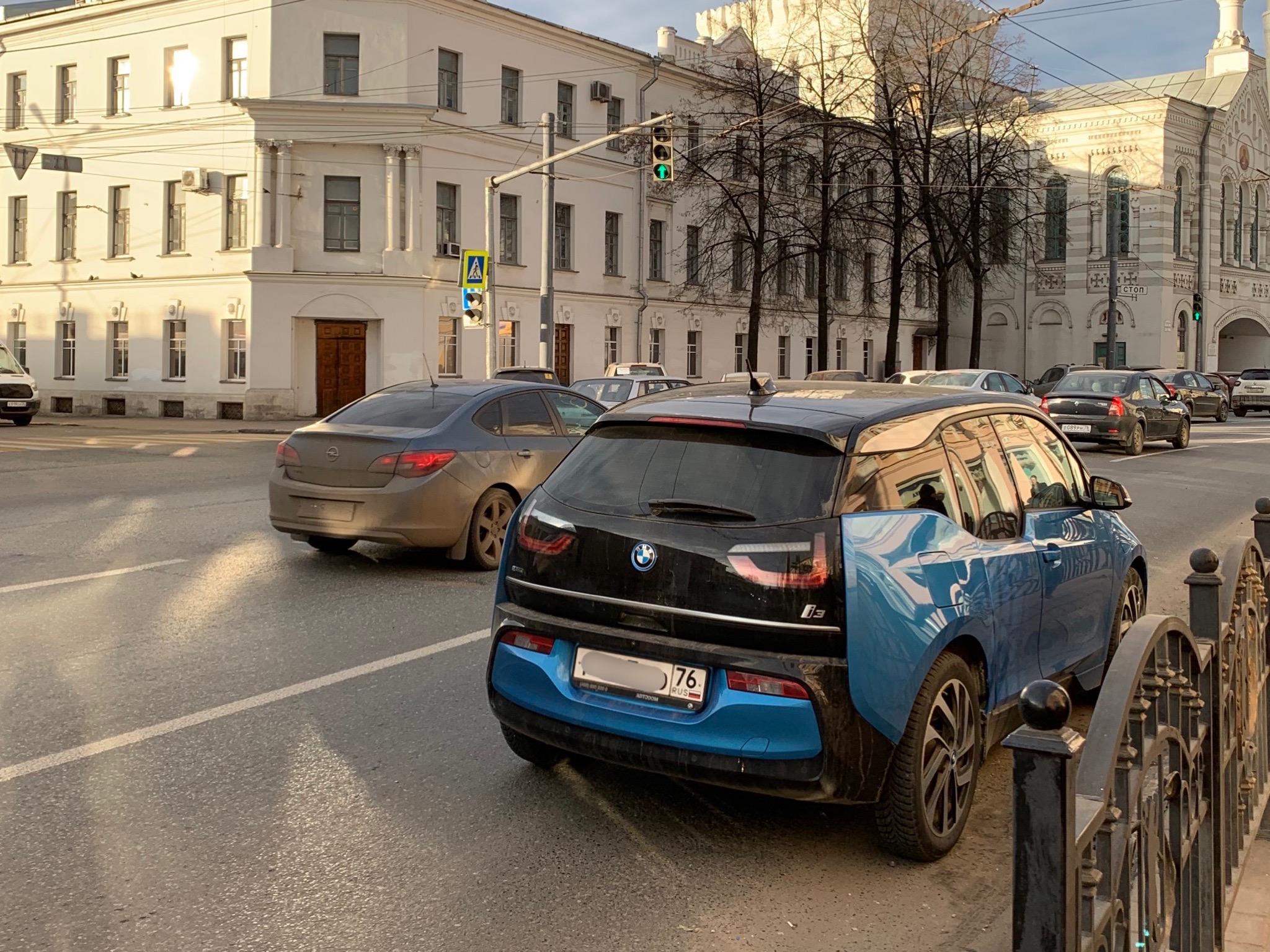 В Ярославле появился необычный электрокар: фото