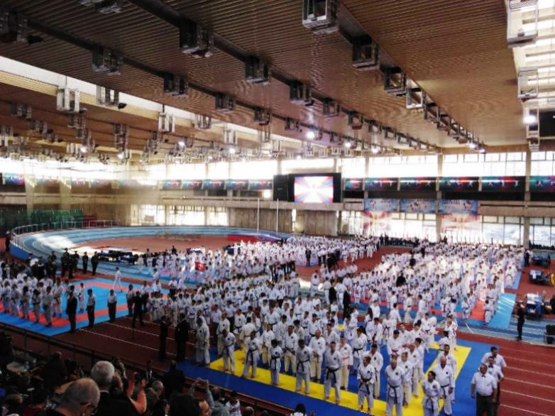 Ярославские спортсмены привезли 4 медали с первенства мира по всестилевому карате