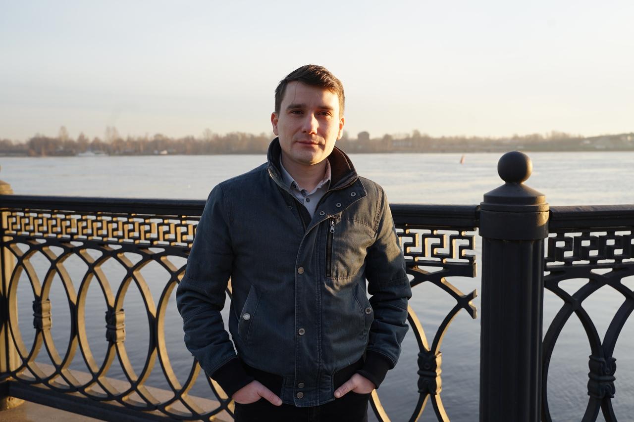 Ярославец бросился в ледяную воду, чтобы спасти двух мальчишек