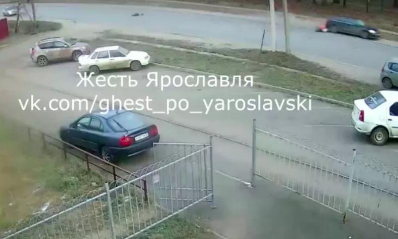 Полиция проводит проверку по поводу аварии с погибшим пешеходом в Ярославле