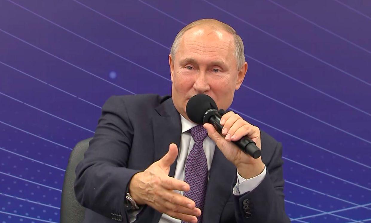 Владимир Путин проведет открытый урок в Ярославле
