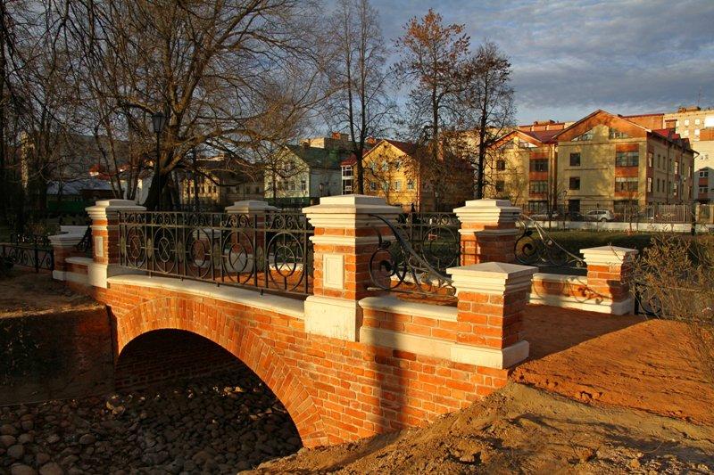 В Рыбинске памятнику истории в Карякинском парке вернули первозданный вид