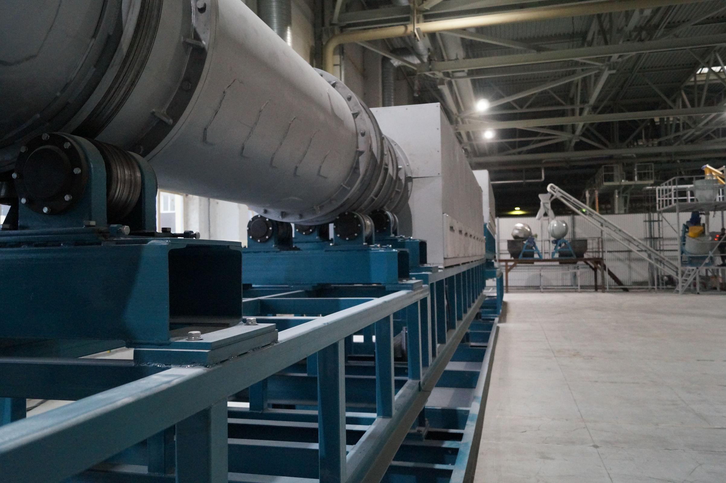 На территории опережающего развития «Тутаев» запущено производство влагопоглотителей для стеклопакетов