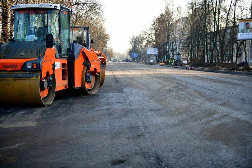 В Ярославле Тутаевское шоссе перекроют до весны
