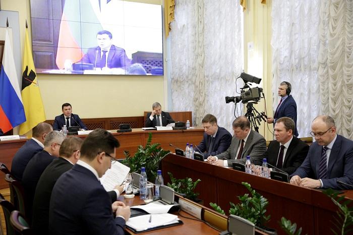Дмитрий Миронов: в этом году в регионе уже введено в эксплуатацию более 660 тысяч кв. м жилья