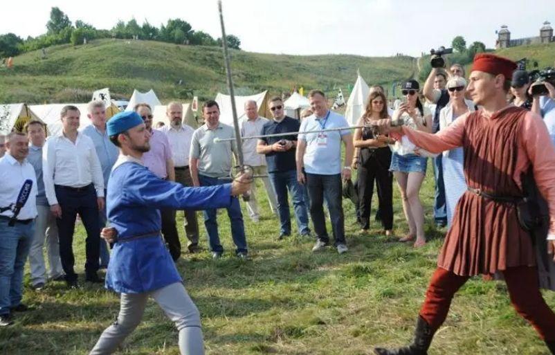Молодежь со всей России приедет в Ярославскую область на форум «Александрова гора»