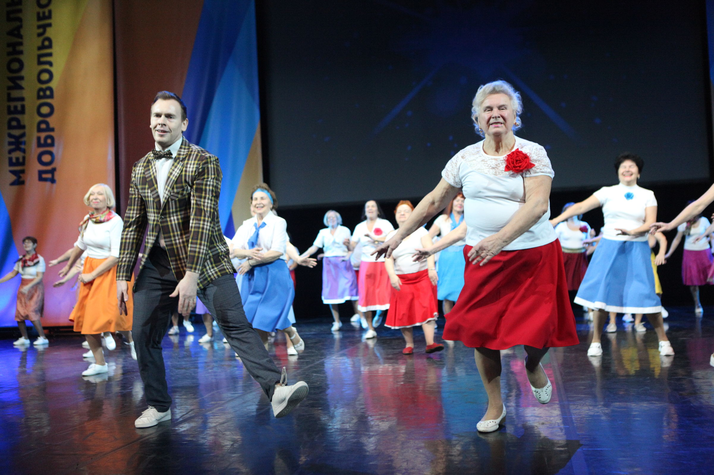 Ярославцы рассказали гостям со всей России о своих волонтерских подвигах