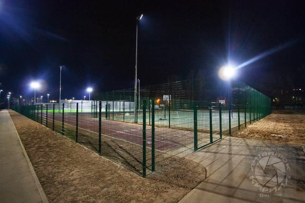 Благодаря проекту «Решаем вместе!» в Рыбинске обустроены сквер и спортивная площадка