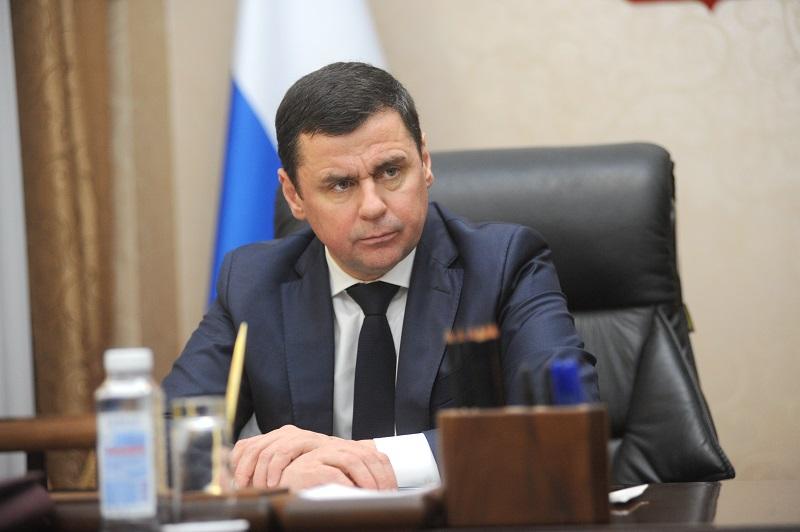 Дмитрий Миронов: светофоры в Петровском будут введены в декабре