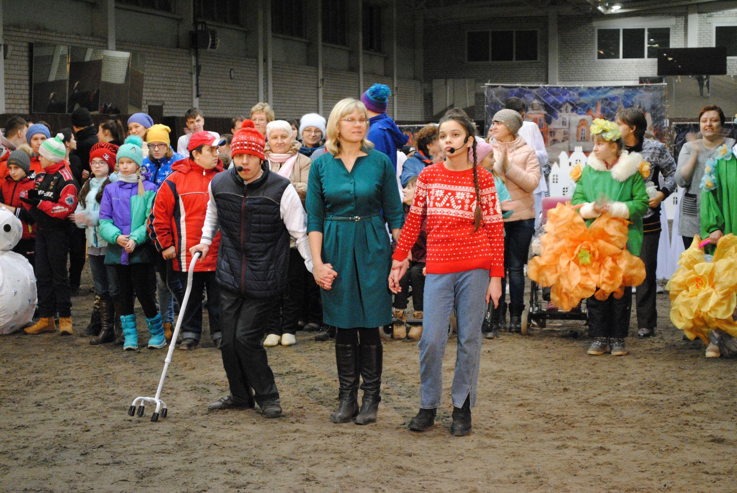 Ребята из Ярославля представили инклюзивный спектакль ко Дню матери