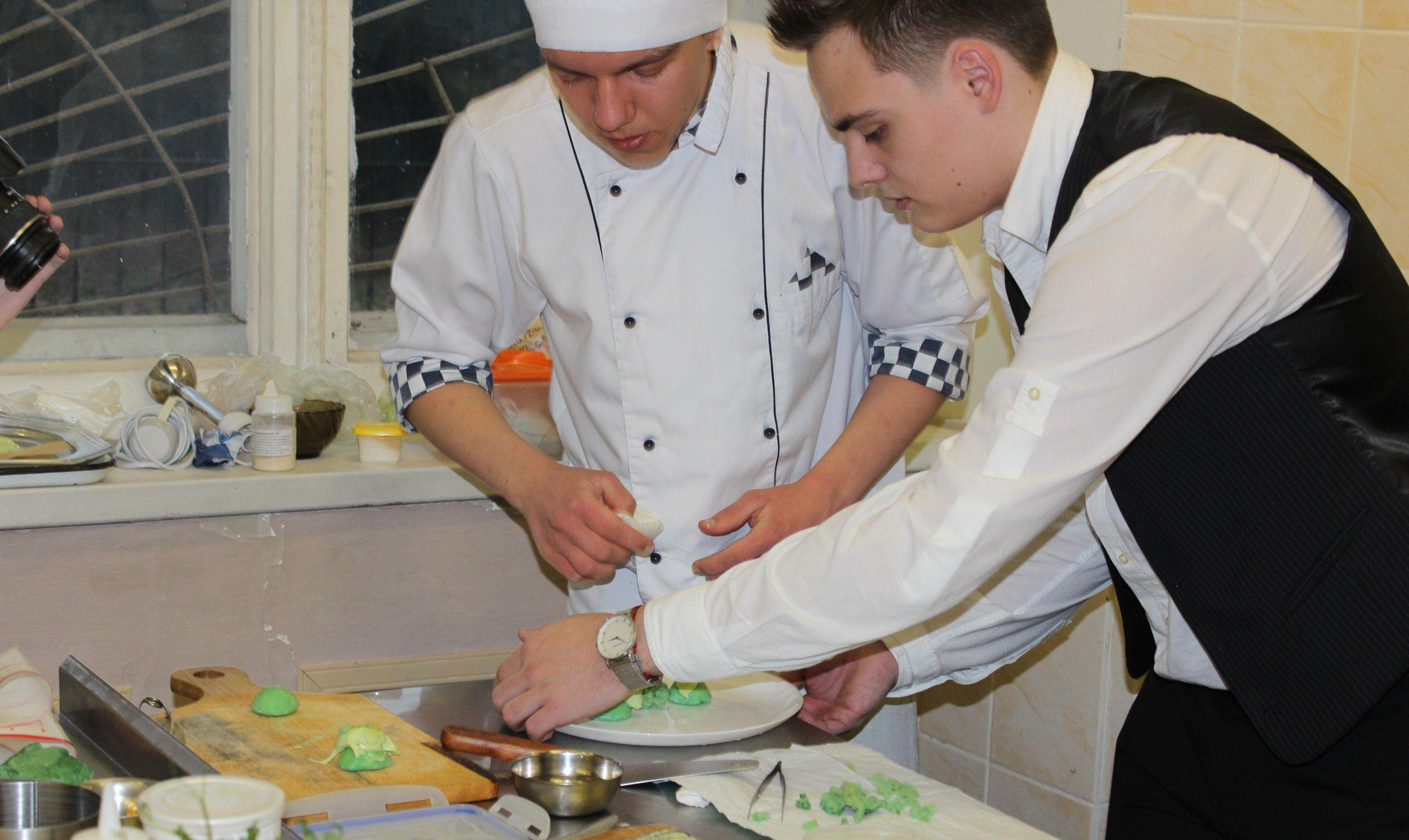 Ярославские студенты представили концепции своих будущих ресторанов