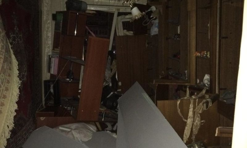 При взрыве газа в жилом доме в Ярославле пострадал 18-летний парень