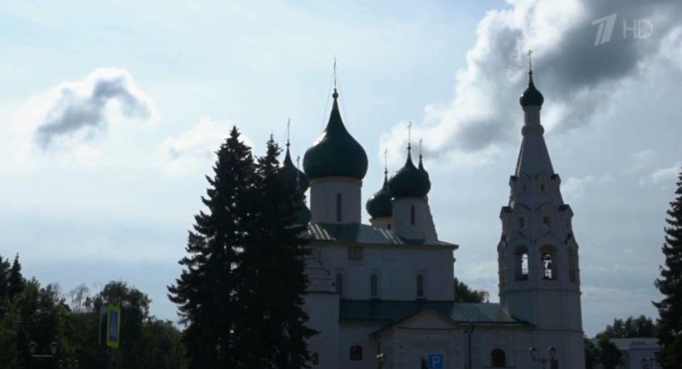 Рыбинск и Ярославль показали в популярной программе про путешествия