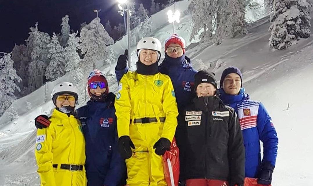 Ярославские фристайлисты завоевали медали на Кубке Европы