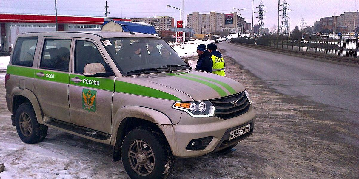 У ярославца отобрали водительские права из-за десятка неоплаченных штрафов