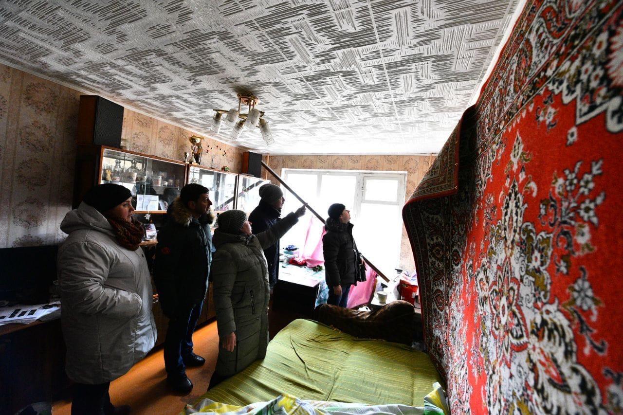Ярославским семьям, пострадавшим от взрыва газа, помогут деньгами