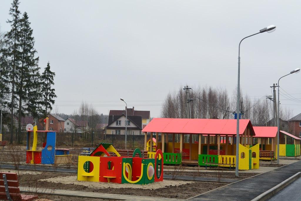 Дмитрий Миронов: детский сад в поселке Михайловском достроен