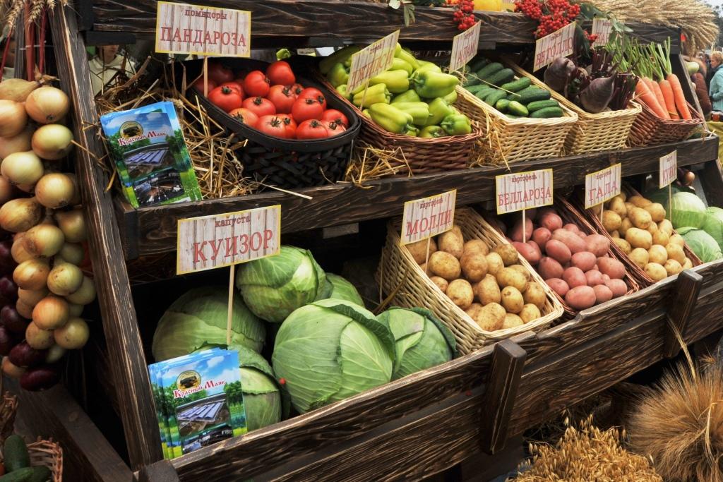 В Ярославской области снизились цены на овощи и картофель