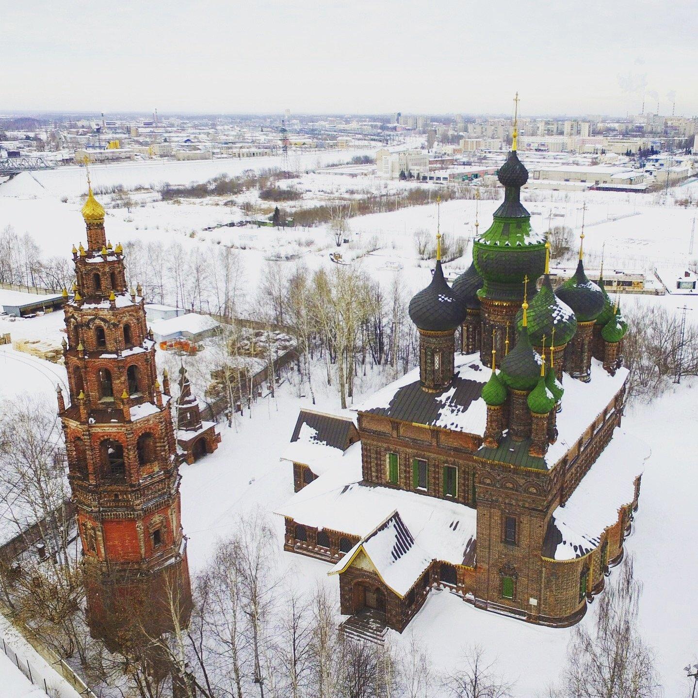 Резкие скачки: синоптики предсказали аномальный декабрь в Ярославле