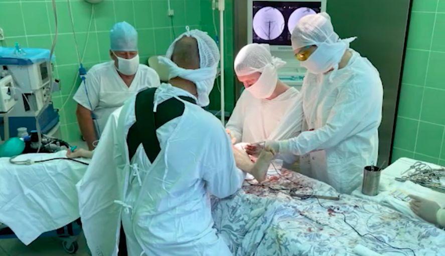 Ярославские врачи поставили на ноги пятилетнего мальчика с тяжелой болезнью