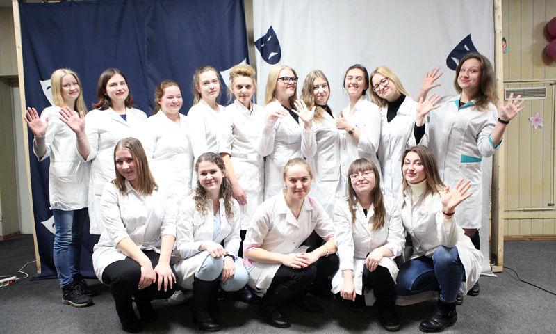 Посвящение в фельдшеры. Ярославская станция скорой помощи отметила 110-летний юбилей