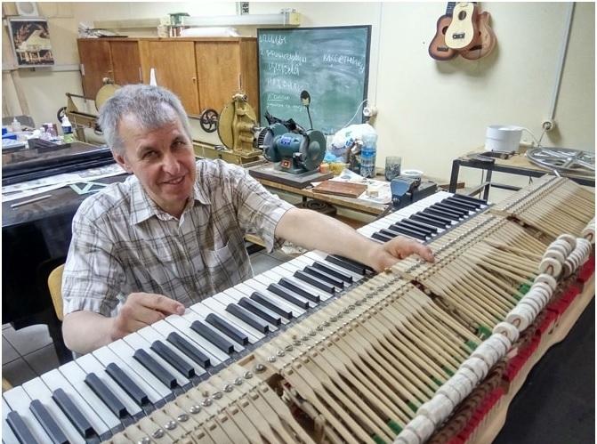 На машине времени – как по нотам. В Рыбинске откроется уникальный музей фортепиано