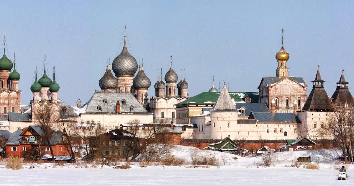 Зима в белом кремле. В Ярославской области презентовали новую туристическую программу