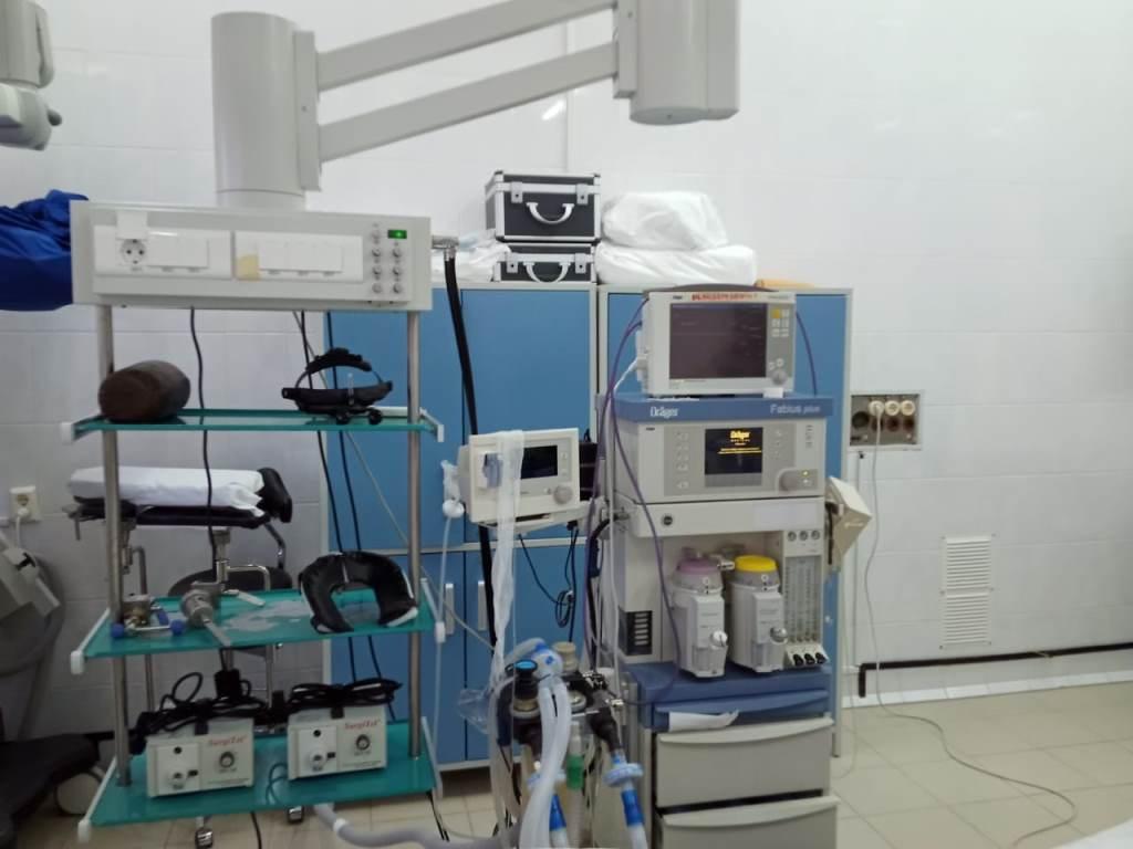GPS для нейрохирургов: в областной больнице Ярославля делают операции с помощью уникального оборудования