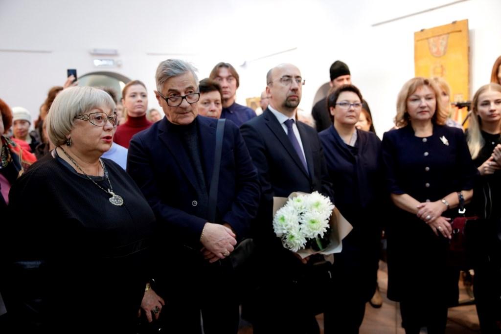 Президент Владимир Путин поздравил коллектив Ярославского художественного музея с юбилеем