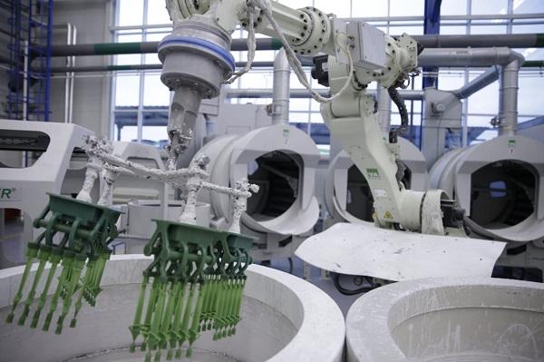 Дмитрий Миронов: новое литейное производство в Рыбинске будет выпускать продукцию мирового уровня