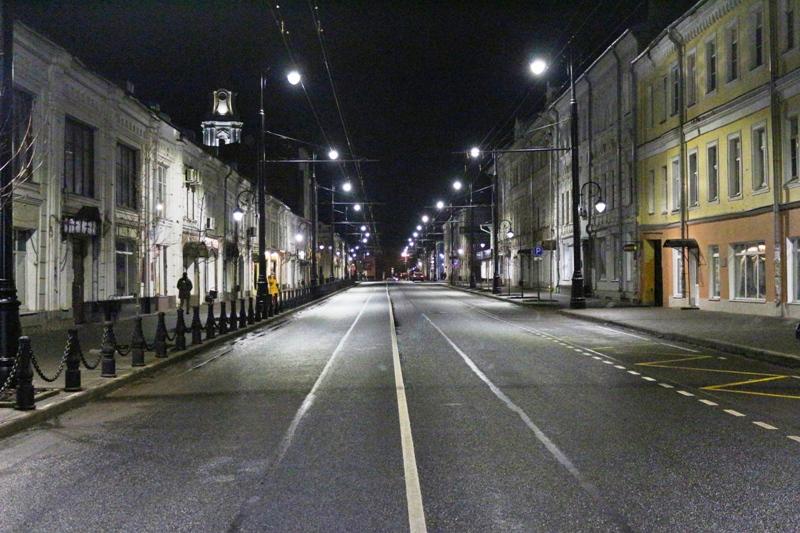 Главная магистраль Рыбинска преобразилась до неузнаваемости: фото