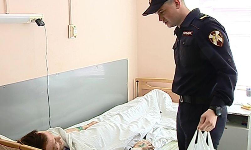 Ярославца отправили в психбольницу за зверское нападение на таксиста на Юбилейном мосту