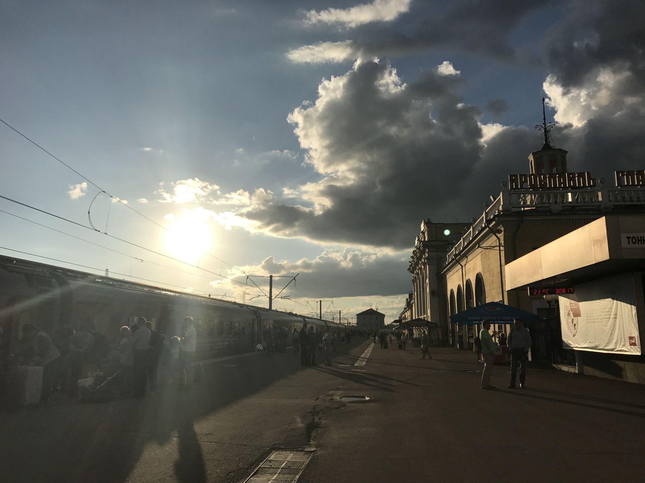 Ночные поезда между Москвой и Ярославлем запустят перед Новым годом