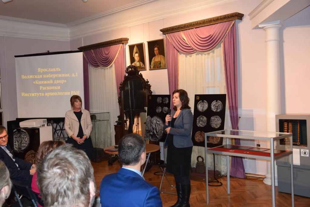Уникальные княжеские печати передали в Ярославский музей-заповедник
