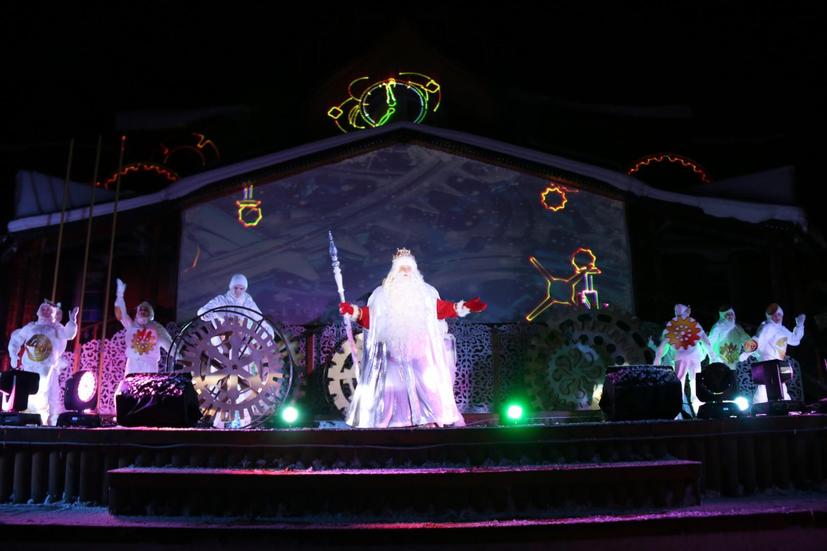 Ярославцы ждут главного Деда Мороза страны