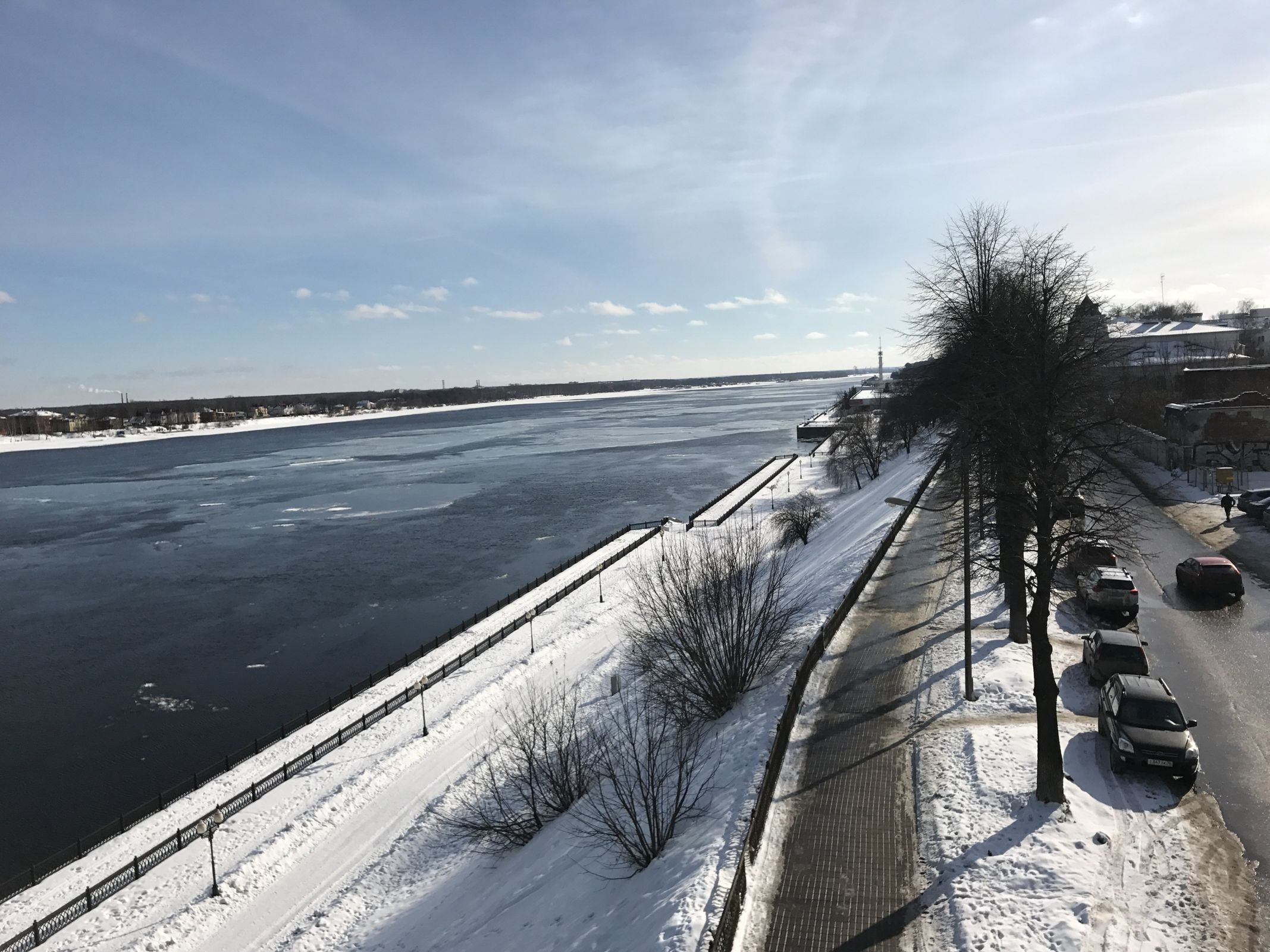 На этой неделе в Ярославле резко похолодает