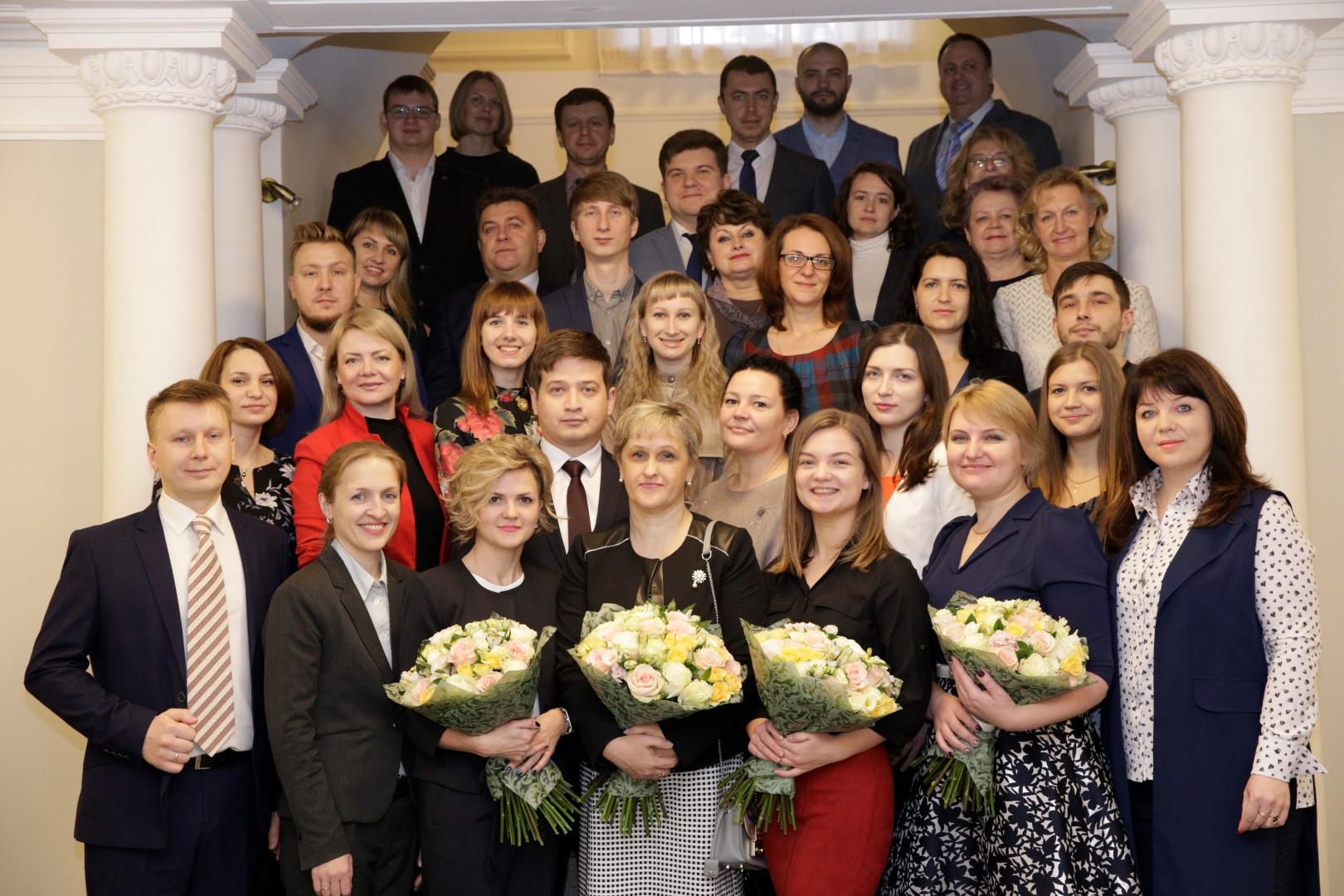 В Ярославской области наградили лучших госслужащих