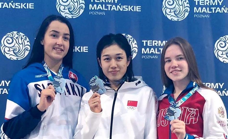 Два золота и три бронзы: ярославны завоевали пять медалей в финале Кубка мира по плаванию в ластах