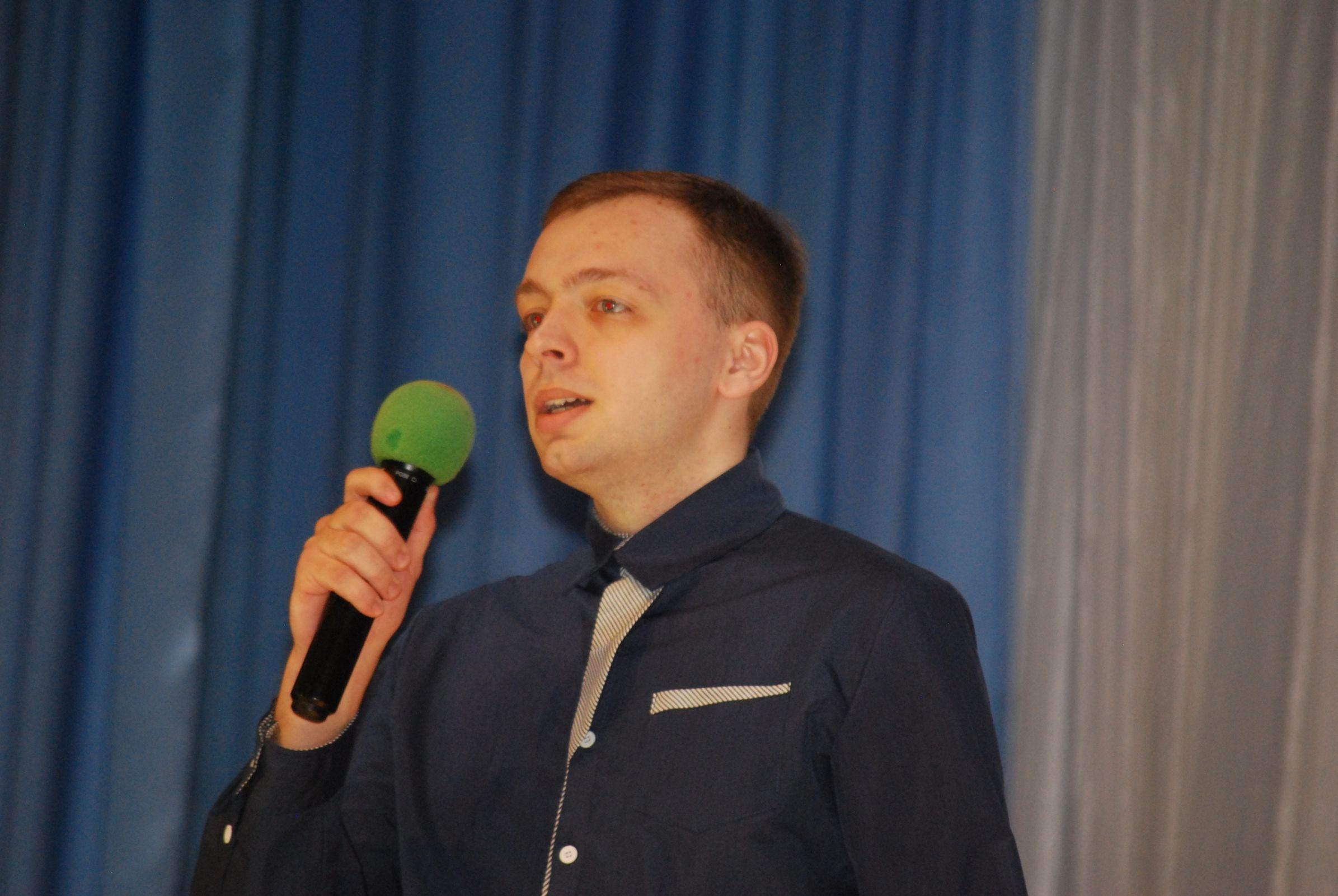 Житель Данилова победил в ярославском конкурсе «Преодоление»