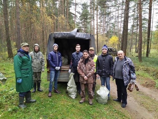 Черная метка для черных лесорубов. Как сохраняют леса в Ярославской области