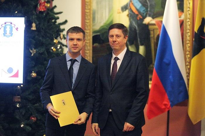 Знак «За усердие» получили шесть ярославских юристов