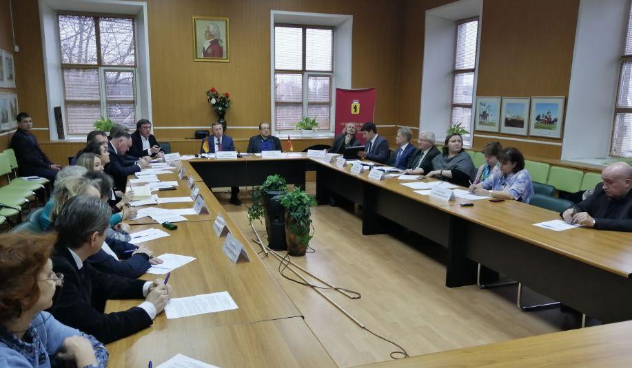 Ярославские общественники обсудили реализацию нацпроекта «Экология»