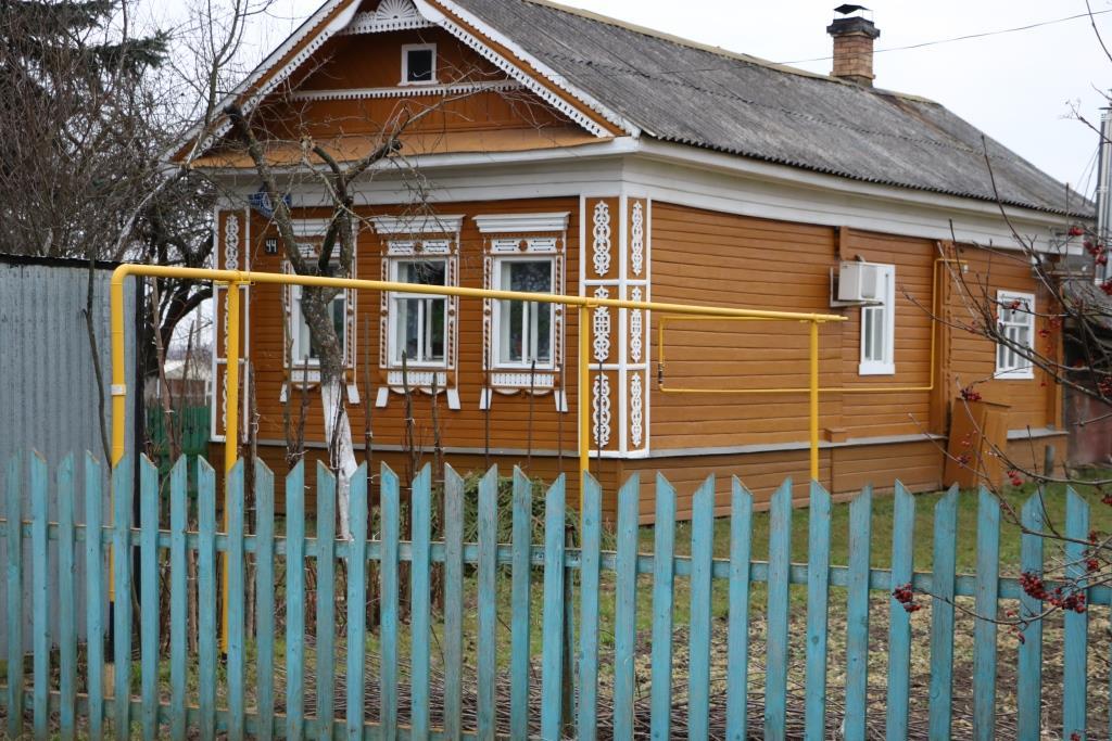 Газ провели в деревню Юрьевская Слобода Ростовского района
