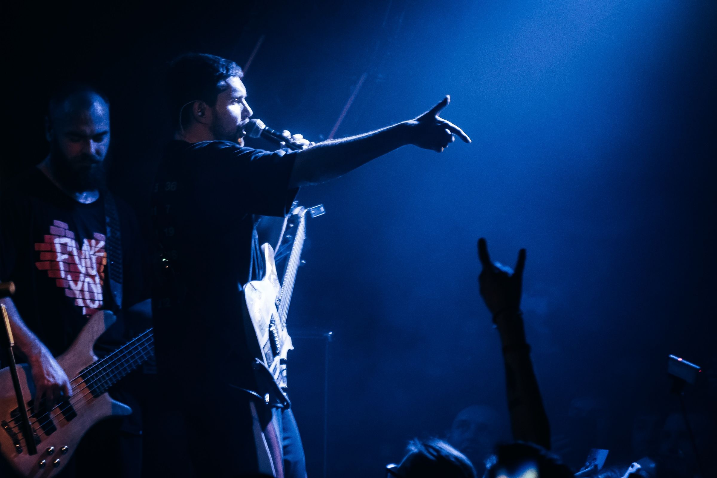 Известный российский рэпер Noize MC похвалил ярославскую публику