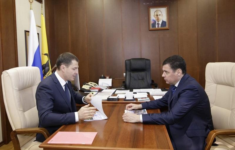 Мэр Ярославля – губернатору: впервые за 10 лет муниципальный долг не вырос