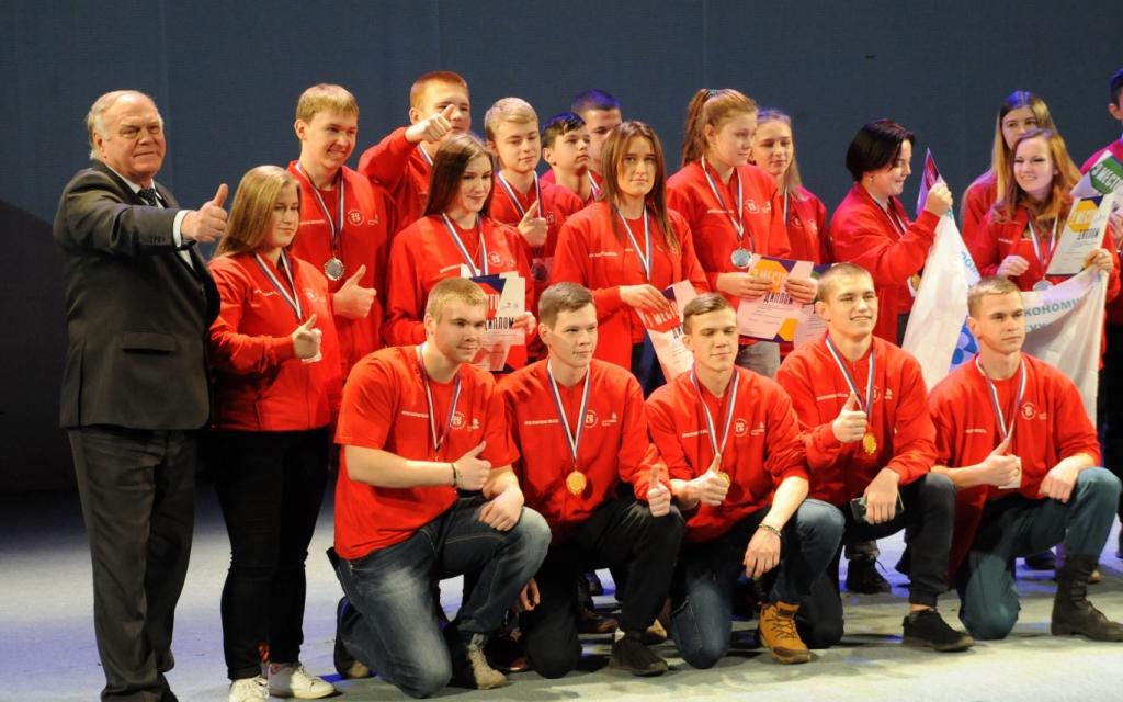 Победители регионального чемпионата «Молодые профессионалы» поборются за право участия в национальном финале